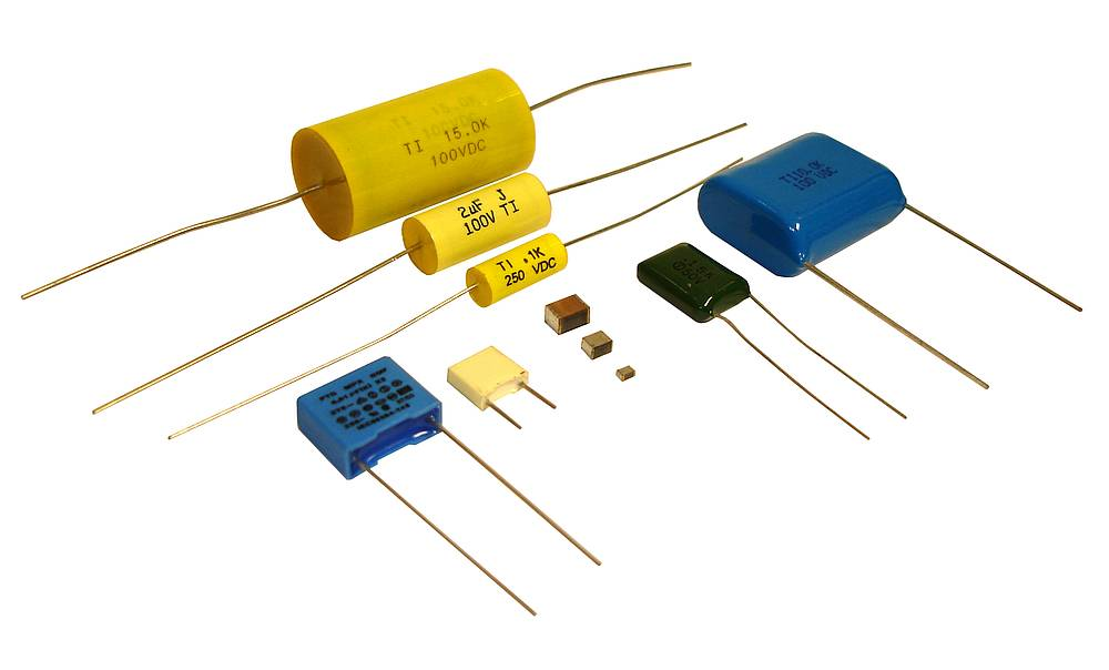 TECATE film capacitors